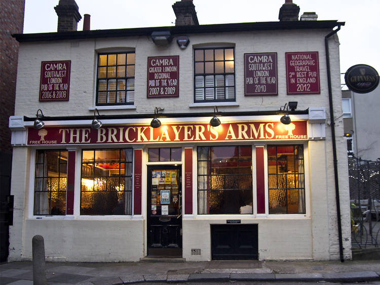 Bricklayer's Arms