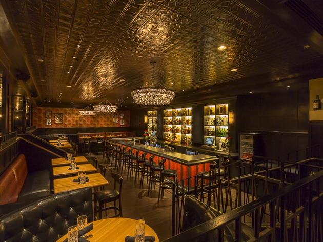 Secret fun: Boston's speakeasies and hidden bars