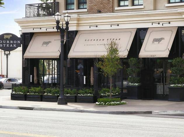 Bourbon Steak LA celebrates 1 year