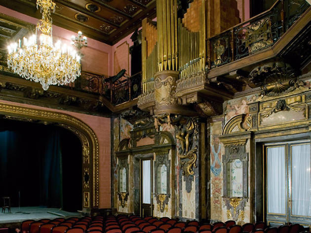 Palacio Bauer. Escuela Superior de Canto