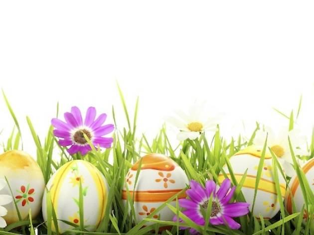 Easter Brunch at Oasis