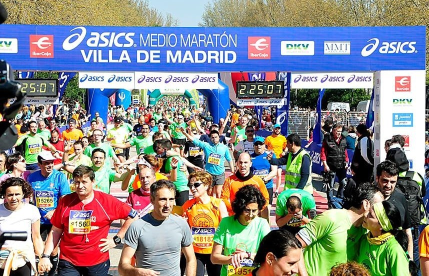 Media Maratón Villa de Madrid 2017