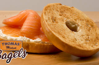 Thomas Bagels, desayunos perfectos