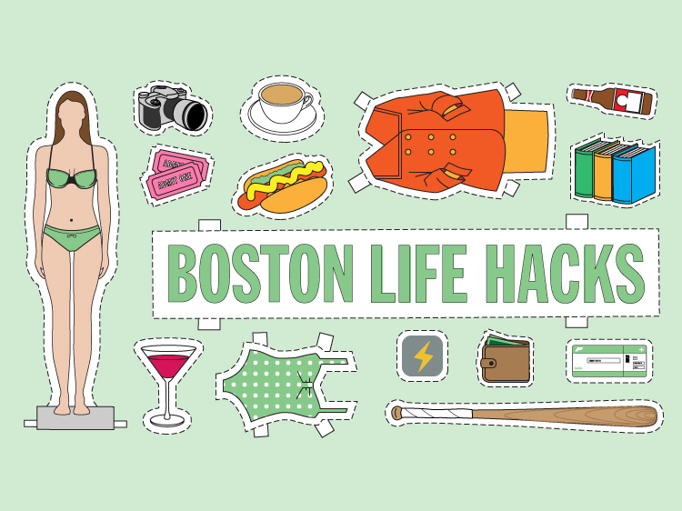 23 Boston hacks to make your life easier