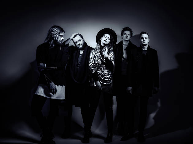 Lollapalooza 2015: Of Monsters and Men + BØRNS