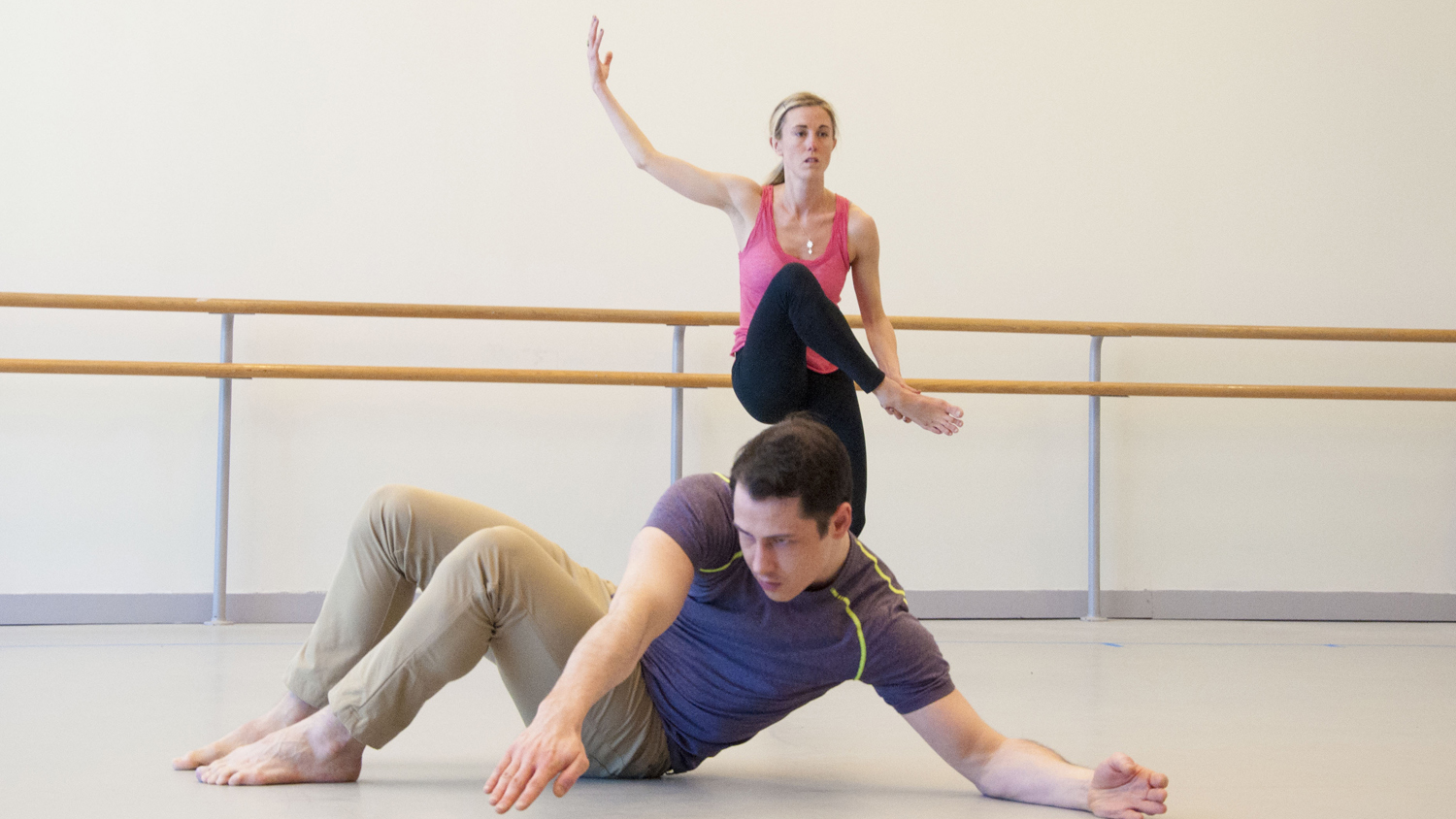 Check out these photos from a rehearsal of Liz Gerring Dance Company