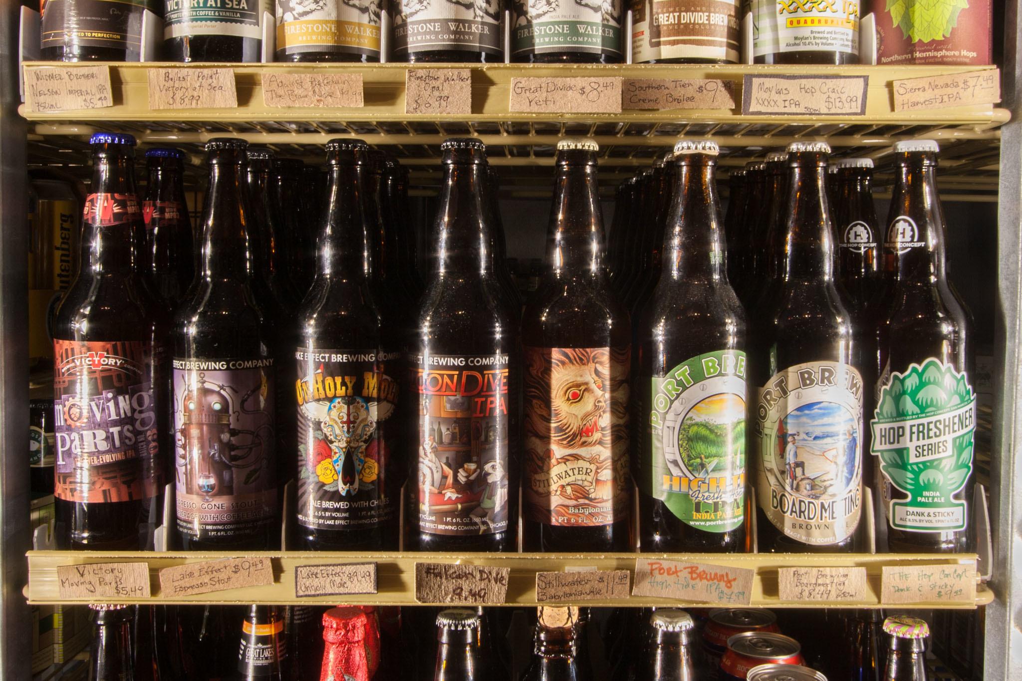 West Lakeview Liquors