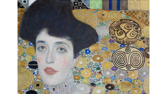 """Gustav Klimt and Adele Bloch-Bauer: The Woman in Gold"""