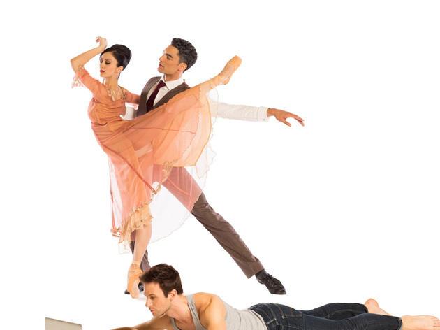 """""""Joffrey Ballet: New Works"""""""