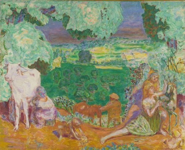 Exposition Pierre Bonnard