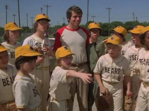 Best baseball movies, The Bad News Bears