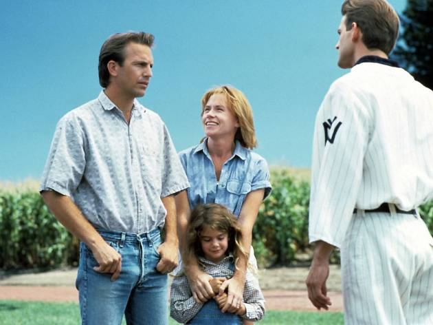 Best baseball movies, Field of Dreams