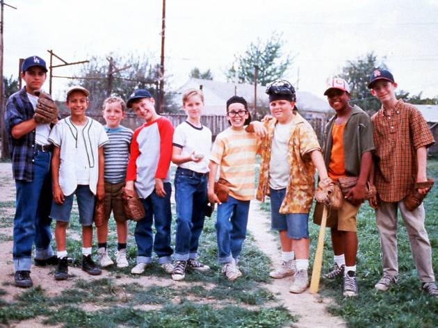 Best baseball movies, The Sandlot