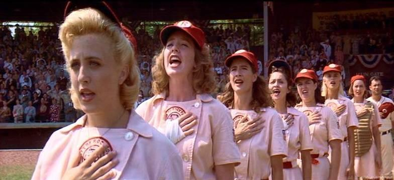 A League of Their Own, 1992
