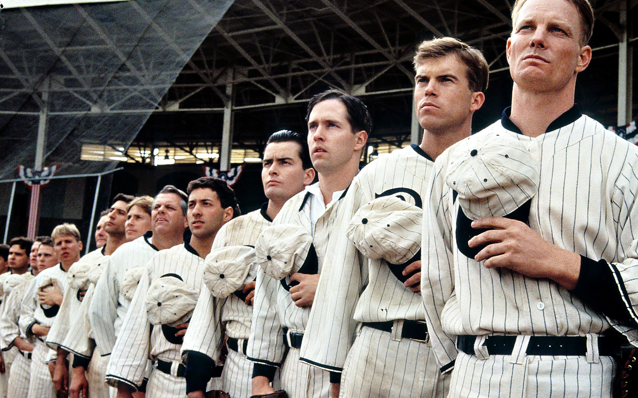 Best baseball movies, Eight Men Out