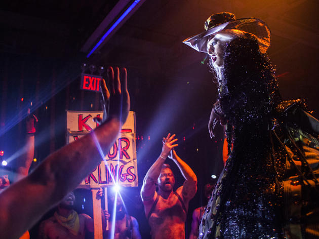 See photos of Rites XXXVI: The Black Party (NSFW) (2015)
