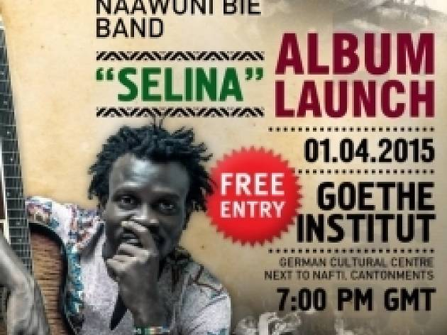 Fatau Keita & Naawuni Bie Band | 1 Apr