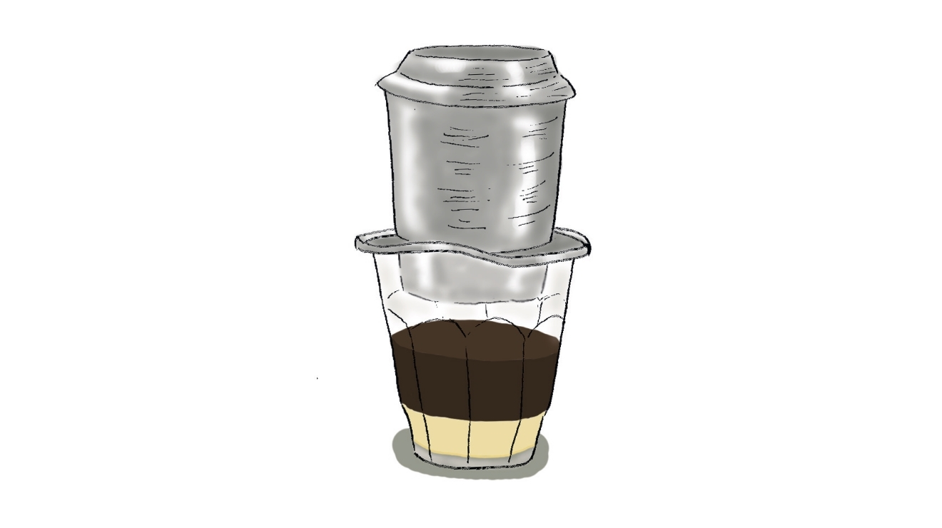 Vietnamese drip