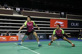 OUE Singapore Open 2015