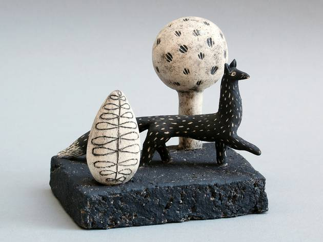 (© Courtesy of Ceramic Art London)
