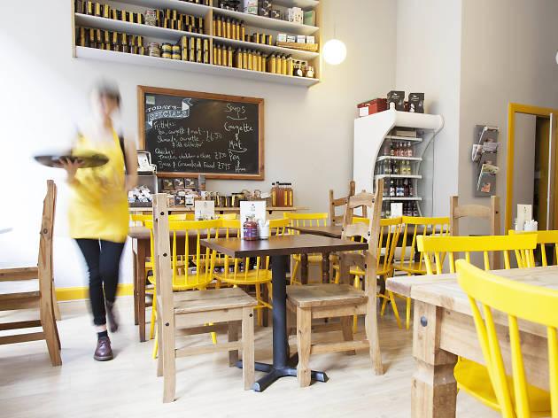 Edinburgh larder Cafe