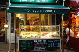 Fromagerie Beaufils  (© Maria Hagan  )