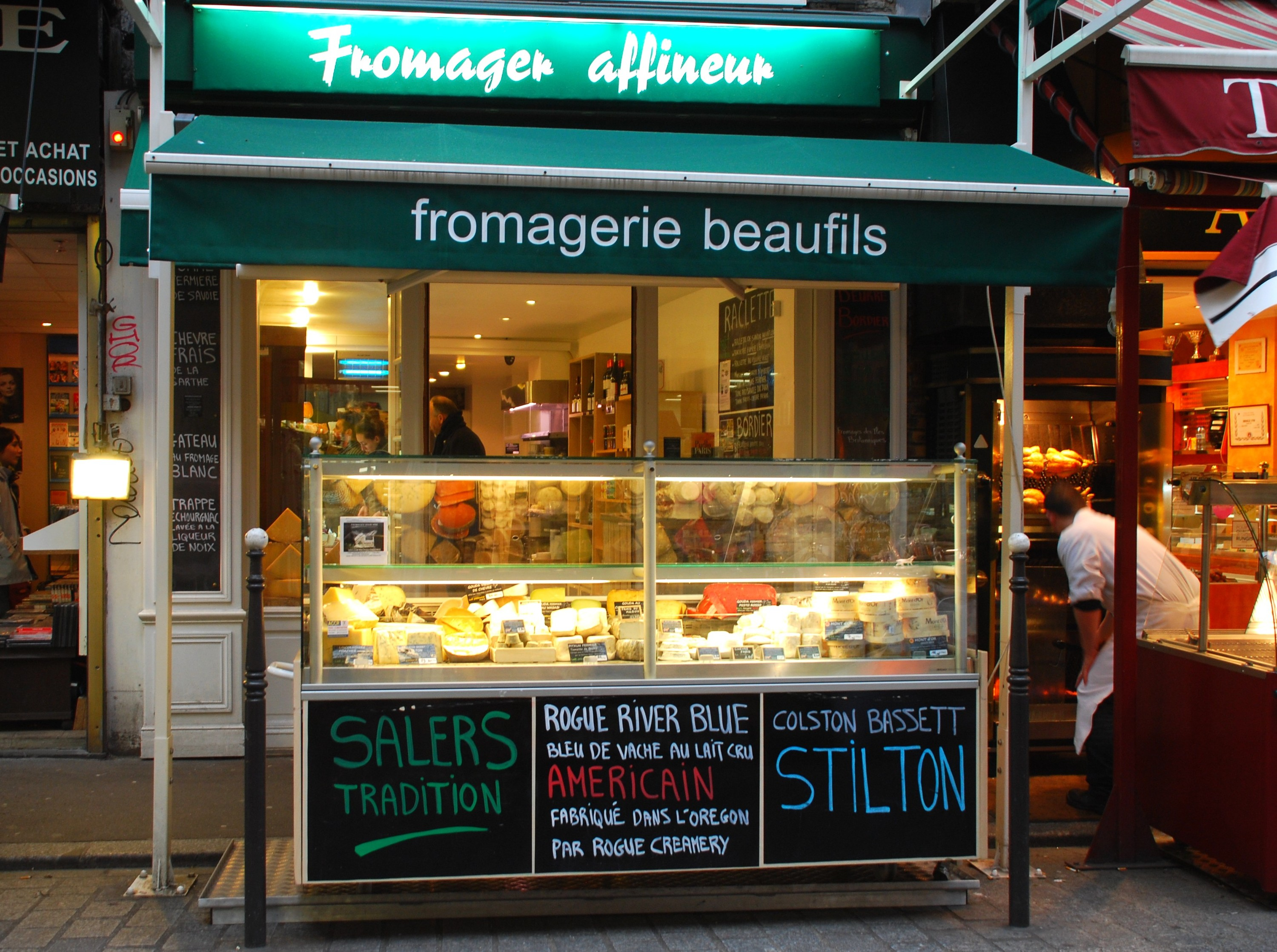 Fromagerie Beaufils
