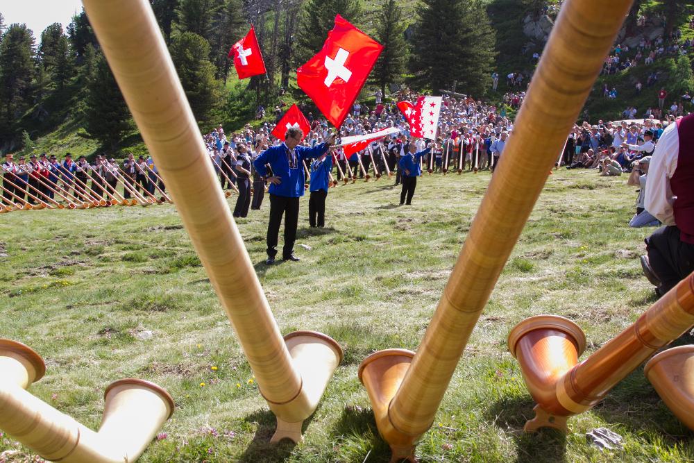 International Alphorn Festival