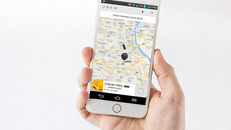 Uber Snacks coming to Chicago