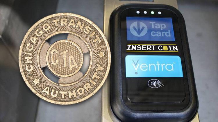 Ventra to again accept CTA tokens