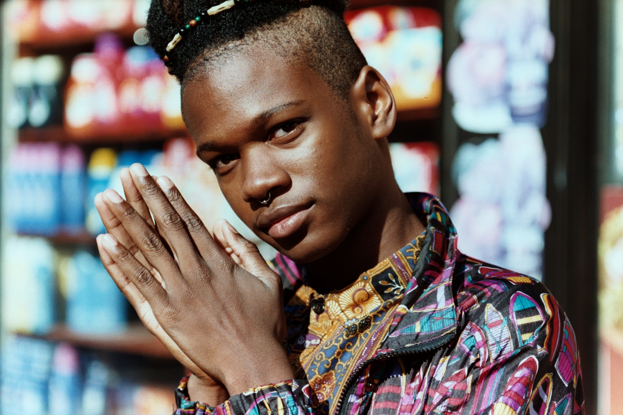 Shamir on growing up punk in Vegas, Muppet fandom and knitting