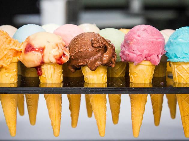 Las mejores heladerías