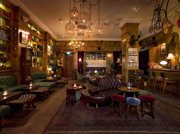Mr Fogg S Bars And Pubs In Mayfair London