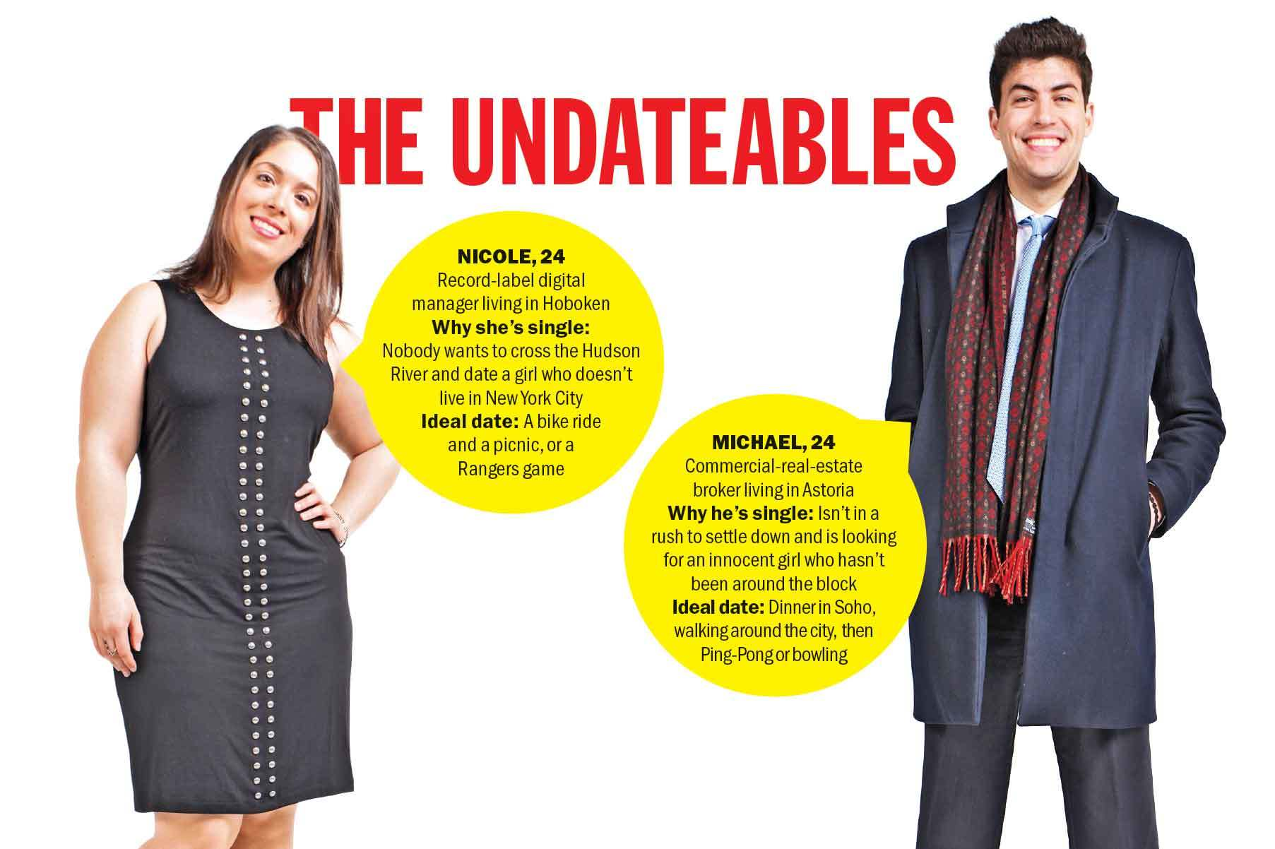 Meet the Undateables: Nicole and Michael