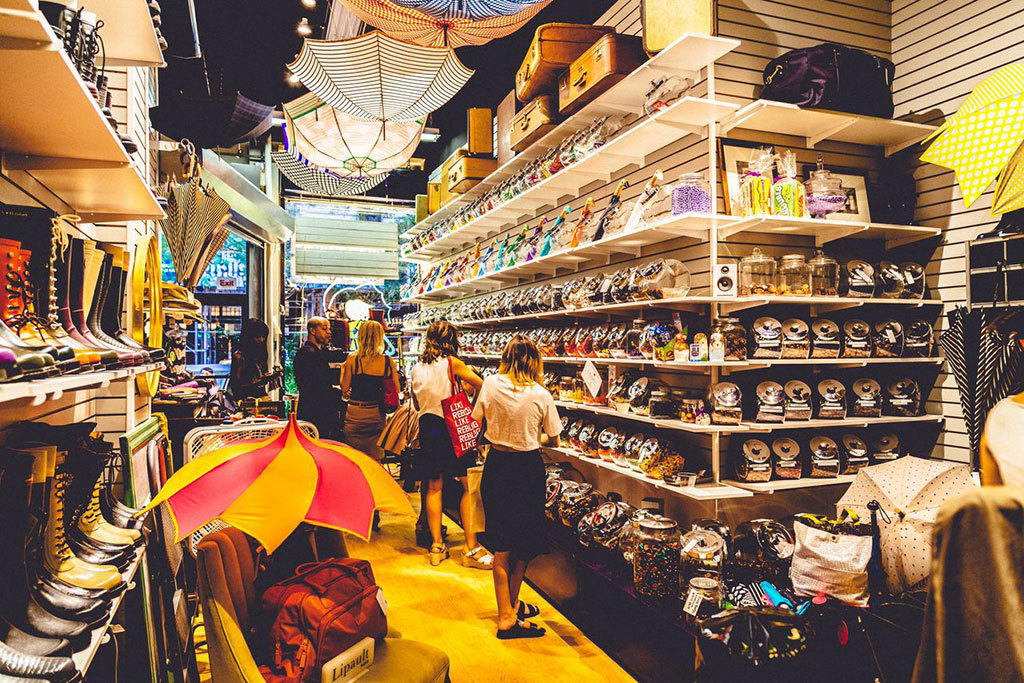 The best rain gear shops in NYC
