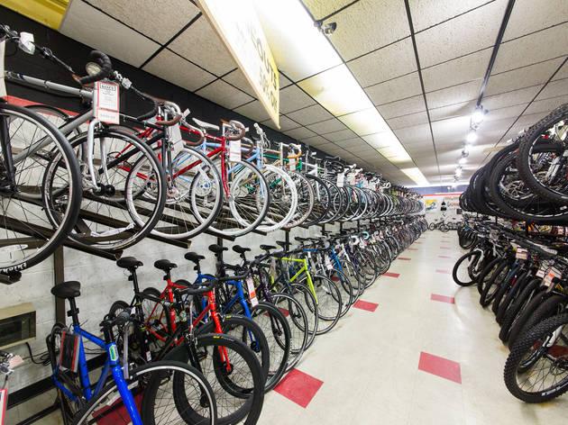 <p>Kozy's Cyclery</p>