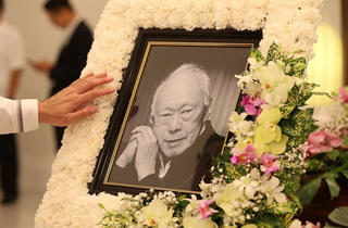 Lee Kuan Yew – Wake and Funeral