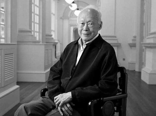 In Memoriam – Lee Kuan Yew