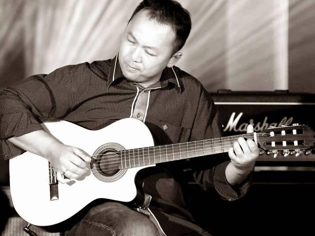 Roger Wang Live in USM Penang