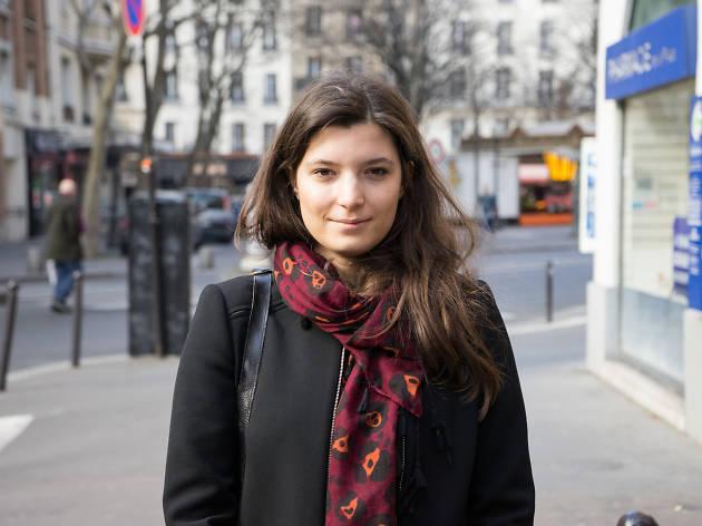 Maud François, 24 ans