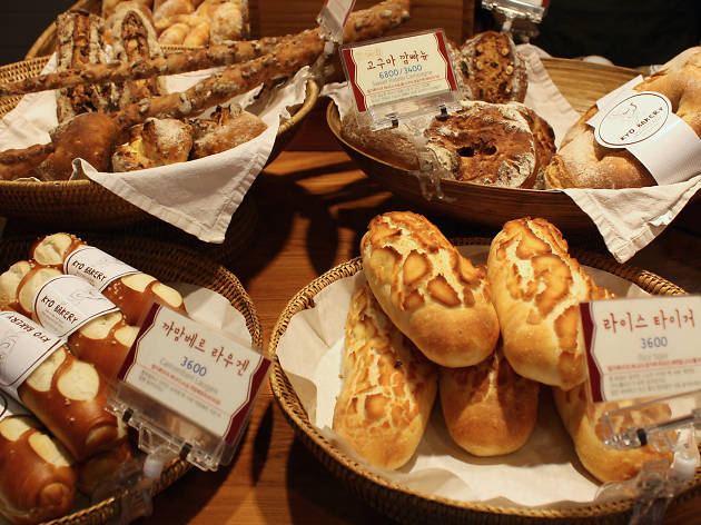 Seoul bakery and bread guide