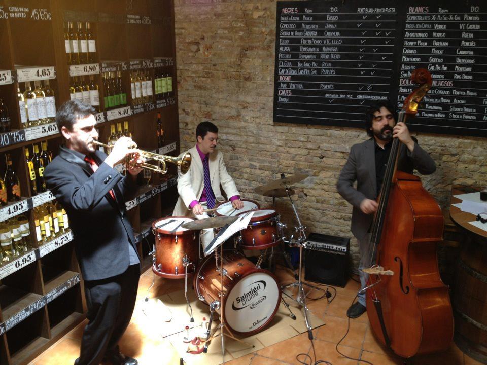 Vermut musical Celler Cal Marino