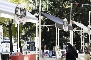 Festival en la Plaza de las Salesas