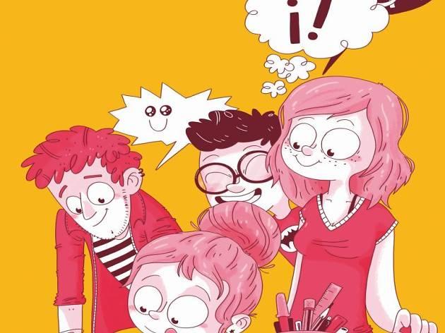 16è Concurs de Còmic de Nou Barris