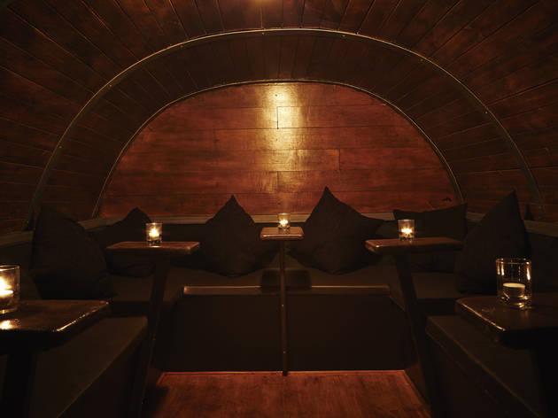 The Vault Bar