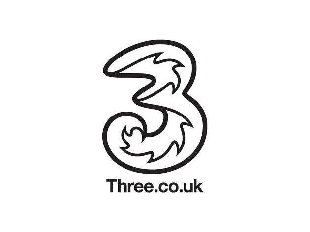 Three competition logo