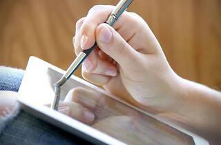 Pasqua a Cosmocaixa: Amb un iPad tots podem dibuixar!