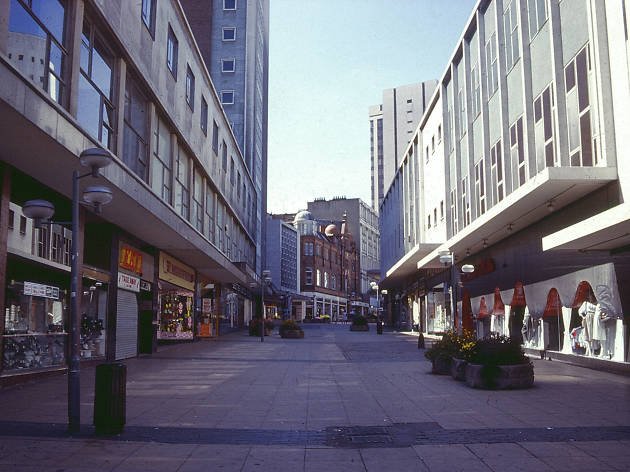 Birmingham in the '80s, Union Street