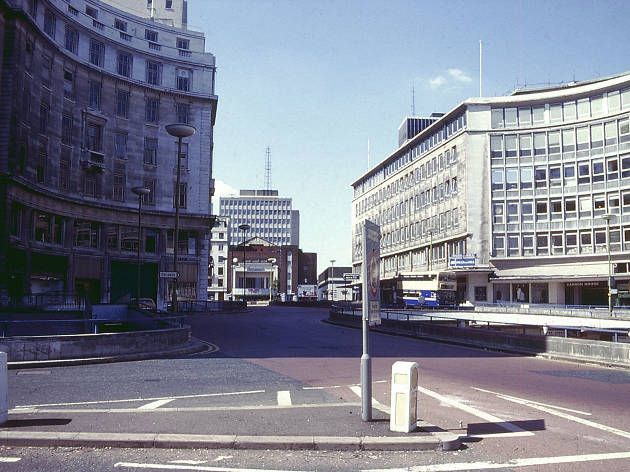 Birmingham in the '80s, Priory Queensway