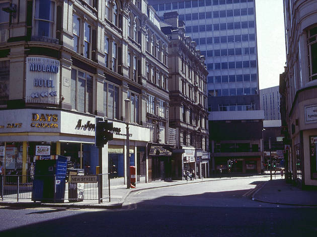 Birmingham in the '80s, Lower Temple Street